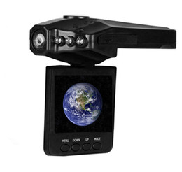 Hd Car Dvr H198 UK - Tachograph Car dash Camera with Night Vision 120 degree view angle H198 CAR dvr Free shipping S319