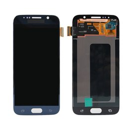 touch screen s6 Australia - 5.1'For Samsung galaxy S6 lcd display touch screen digitizer G920i G920P G920f G920V G920A G920W8 for samsung s6 lcd 100% tested