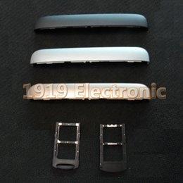 lenovo holder 2018 - Original Sim Card Holder Tray Card Slot Top Cover Case Housing For Lenovo VIBE P1 C72 C58 P1a42 P1c72 P1c58+Tools+Tracki
