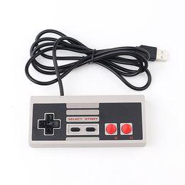 Ship game controller online shopping - Classic Game Controller For Mini NES Console Game Mini gamepad joystick for MAC Windows PE bag package free DHL shipping