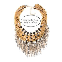 Fashion Jewelry PPG PGG 2017 Fashion Jewelry Luxury Brand Chain Rhinestone  Statement Necklace Crystal Tassel Choker Seed Beads Necklace 2f7c15ca6bd4