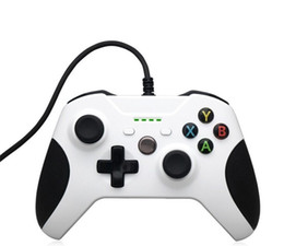Games for xbox one online shopping - Hot Sale USB Wired Controller For Xbox One S Video Game Mando For Microsoft Xbox One Slim Controle Jogo Windows PC Gamepad