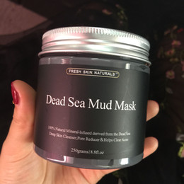 pore pack 2019 - Dead Sea Mud Mask Deep skin Cleanser Pore Reducer Natural Mineral-Infused Detoxifier Packed With Vitanins to promote you