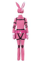 Sao coSplay online shopping - SAO Sword Art Online Alternative Kohiruimaki Karen Llenn Cosplay Costume Uniform Suit