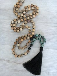 Knotted Bead Necklaces Online Shopping | Knotted Bead