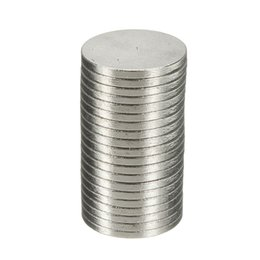 $enCountryForm.capitalKeyWord UK - 100PCS Strong 10x1mm N50 Disc Round Rare Earth Neodymium Magnets