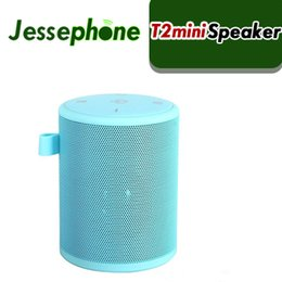 super stereo UK - T2 Mini Bluetooth Speaker Portable Wireless Stereo Hi-Fi Boxes Outdoor Bathe Waterproof Support SD TF card FM Radio Super Bass Speakers 60X