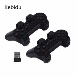 $enCountryForm.capitalKeyWord NZ - Kebidu Gamepad Controller Portable 2.4G USB Wireless Dual Vibration Joystick For PC Laptop COMPUTER