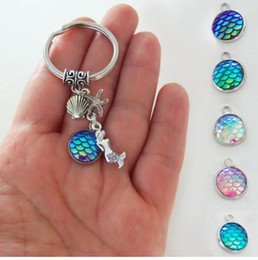$enCountryForm.capitalKeyWord NZ - Seahorse keychain with mermaid scales, sea horse keychain, seahorse keyring, sea horse keyring, mermaid keychain for woman