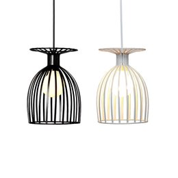 ul light fixture UK - Modern Iron Pendant Light Dinning Room Bar Bedroom Hanging Lamp Kitchen Bar Restaurant Suspension Light Fixtures