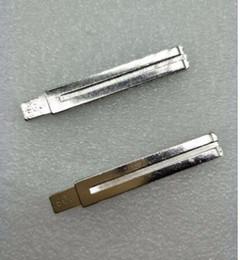 $enCountryForm.capitalKeyWord NZ - 10Pcs lot Best NO.108 Car key blade For 2012 Hyundai Verna Flip Remote Key Blade Replacement