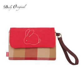 Wallet Zip NZ - Preferential 2018 High quality Women Small Mini Wallet Holder Zip Coin women's Purse Clutch Handbag Cartoon bag