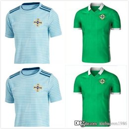 42d3b5654 Thai quality 2018 2019 Northern Ireland soccer jersey 18 19 McNAIR K.LAFFERTY  football jerseys shirt camisetas de futbol