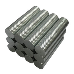 Wholesale 50pcs N50 12mm x 1mm Strong Round Magnets Neodymium Magnet Rare Earth Magnet