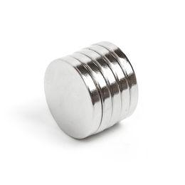 Neodymium Magnets N35 3mm UK - 10pcs 20 x 3mm N35 Mini Super Strong Rare Earth Fridge Permanet Magnet Small Round Neodymium Magnet