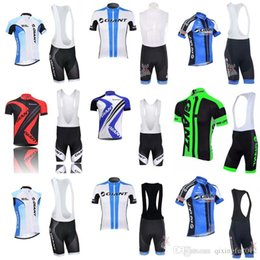 giant bicycle team jersey 2019 - GIANT Cycling jersey 2018 pro team ropa ciclismo hombre short sleeve bike bib shorts sets cycling clothing bicycle C0702