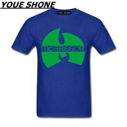 wu tang clothes UK - cotton Notorious Conor McGregor T Shirts MMA Brand clothing Wu Tang design UFC t-shirts Unique England style Tops hipster tee camisetas