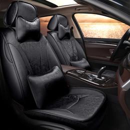 Customized Car Seat Cover Cushion For Mercedes Benz Cla200 A180 Gla220 A200 A260 GLC260 E300L C200L Accessories