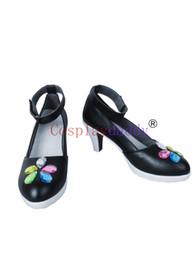 Chinese Love Live Honoka Kotori Umi Eli Nozomi Maki Rin Hanayo Cosplay  Shoes Boots X002 manufacturers 6982548af7ab