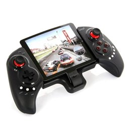 Tablet Wireless Controller Australia - iPEGA PG-9023 Gamepad Android Joystick For Phone PG 9023 Wireless Bluetooth Telescopic Game Controller pad Android Tv Tablet PC