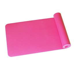 $enCountryForm.capitalKeyWord UK - 5 Colors Indoor Yoga Fitness Thick Exercise Yoga Mat Pad Non-Slip Lose Weight Exercise Folding Gymnastics Mat 183*61CM