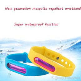 $enCountryForm.capitalKeyWord NZ - New Anti Mosquito Pest Insect Bugs Repellent Repeller Wrist Band Bracelet Wristband Protection mosquito Deet-free non-toxic Safe Bracelet