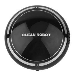 Varrendo Robô Aspirador de pó Para Casa Mini Inteligente Elétrica Sem Fio Automático Preguiçoso Máquina de Limpeza Robô Aspiradores de pó venda por atacado