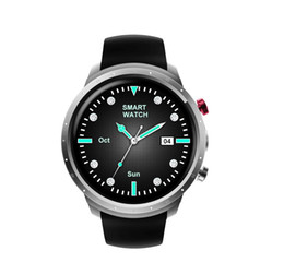 Electronics Ratings NZ - 2017 Electronics Smart Watches Z18 Smart Watch Android 5.1 Round Screen Heart Rate WiFi Bluetooth GPS