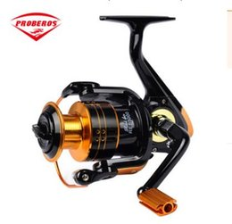 speed gear UK - Metal spinning reel 12 BB fishing line fishing gear accessories 5.2:1 High Speed Fishing Reel