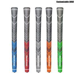 Toptan satış Golf ütüler Kavrama standart ve orta boy Yeni Multicompound Golf kulübü Sapları Karbon İpliği Ücretsiz shiping