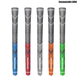 Golfeisen Grip Standard und MidsizeNew Multicompound Golf Club Grips Carbon Yarn Freies Shiping im Angebot