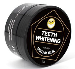 $enCountryForm.capitalKeyWord UK - 2018 Newest Upgraded Teeth Whitening Scaling Powder Oral Hygiene Cleaning Packing Premium Activated Bamboo Charcoal Powder Food Grade 30g