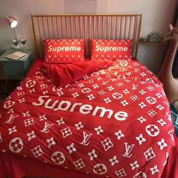 Discount velvet bedding sets - Brand Joint S+V Fashion Bedding SetWinter Fleece Bedding Set Warm Solid Velvet Duvet Cover Flannel Fleec4 Pcs Home Pillo