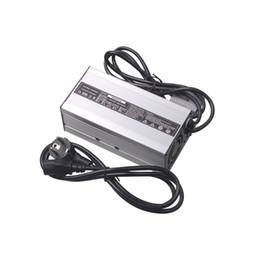 360w 54.6 V 6A e рикша / скутер / автомобиль / электрический велосипед зарядное устройство 13s 48 вольт литий-ионный аккумулятор зарядное устройство