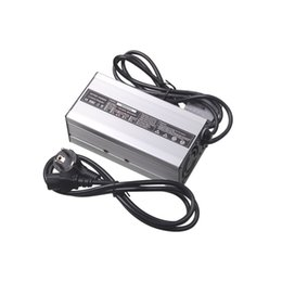 Chinese  360W 54.6V 6A e rickshaw scooter car electric bicycle battery charger 13S 48 volt Li-ion battery charger manufacturers