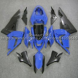 $enCountryForm.capitalKeyWord Australia - 23colors+Free gifts blue black motorcycle ABS article body kit for KAWASAKI Ninja ZX10R 2004-2005 ZX-10R fairings