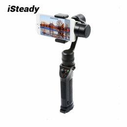 smartphone gimbal 2019 - iSteady X3-pro 3-Axis Handheld Smartphone Stabilizer Multi-function Gimbal Built-in Bluetooth For 3.5-6 inches Smart Pho