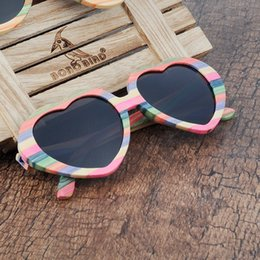 d27ddad5d6f BOBO BIRD Brand Unique Design Heart-shaped Wood Sunglasses Women Fashion Sun  glasses Ladies Memento Gift Dropshipping C-BG019