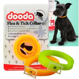 Dog Collars Flea NZ - Pet Healthy Production Neck ring Dogs Cats Repellent Flea Ticks Drived Collars Pet Adjustable Fragrance Collar Delouse
