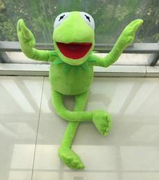 Sesame Toys Canada - 40cm Kermit Plush Toys Sesame Street Doll Stuffed Animal Kermit Toy Plush Frog Doll