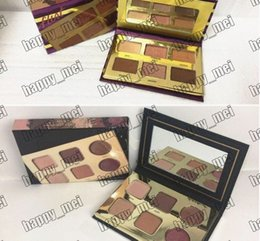 Pro makeuP Palettes online shopping - ePacket New Makeup Eyes Pro Clay Eye Shadow Palette Colors Eye Shadow Different Colors