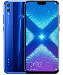 Huawei google pHone online shopping - Original Huawei Honor X Global Firmware Unlocked Phone Octa Core GB GB inch Dual Rear Camera MP Android G LTE