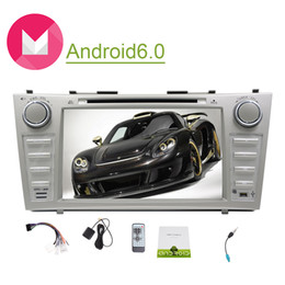 phone maps NZ - Android6.0 Quad Core 16G ROM Car Stereo for Toyota Camry in Dash 2Din GPS Navigation Map Car DVD Player 1080P Video Play