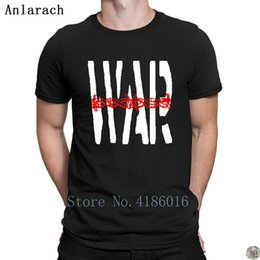 Blue Print Pictures NZ - War Barbed Wire t-shirt Pictures 100% cotton HipHop Top Unisex men's tshirt Print Fit Spring tee shirt New Fashion