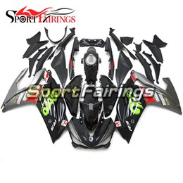 r3 fairing kit Canada - R3 R5 Gray Black Motorcycles Complete Fairing Kit For Yamaha R25 R3 2015 2016 ABS Plastic Motorcycle Body Kit Bodywork Customize New Arrive
