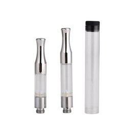 Empty disposablE vaporizEr online shopping - E cigs disposable vaporizer G2 atomizer ml ml vape pen vaporizer cartridge thick oil empty tank Glass tank