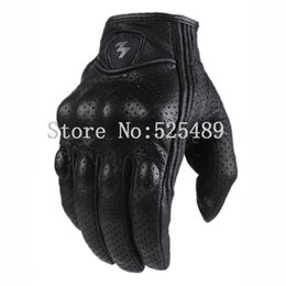 $enCountryForm.capitalKeyWord NZ - enuine Leather Motorcycle Ride Gloves motocross Racing Protective Gears Bicycle Cycling Motorbike Outdoor off-road Gloves