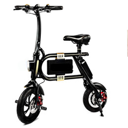Aluminum Alloy folding bikes online shopping - Jetboard Cycle E Bike Folding Electric Bicycle with Mile Range Collapsible Frame and Handlebar Display protable