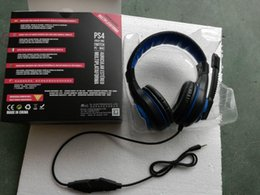 Mp3 top online shopping - High Quality Top seller tooling gaming headsets Headphone for PC XBOX ONE PS4 Headset headphone For Computer Headphone by dhl