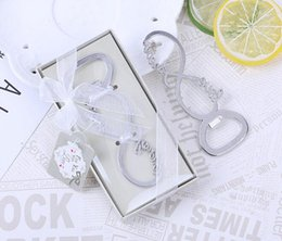 Wholesale Love Forever Bottle Opener Wedding Favors And Gifts Wedding Gifts For Guests Wedding Souvenirs Party Supplies